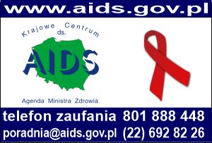 Strona o AIDS
