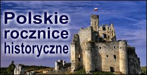 """Podstrona """"Polskie Rocznice Historyczne"""""""