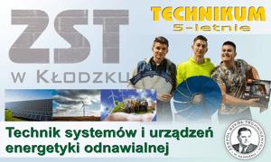 Nasza oferta edukacyjna - technik urządzeń i systemów energetyki odnawialnej