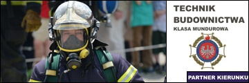 Technik budownictwa profil strażacki