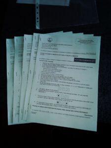 Próbny egzamin AU.12