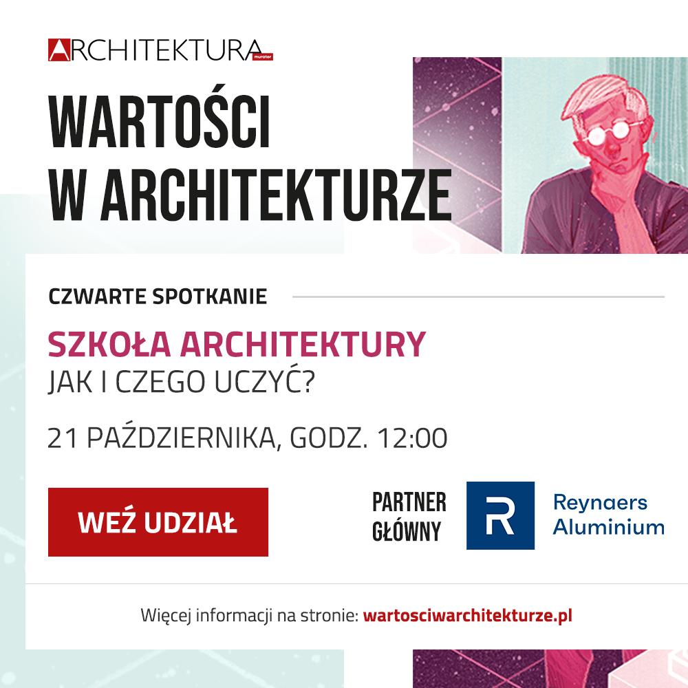 Wartosci w architekturze - spotkanie